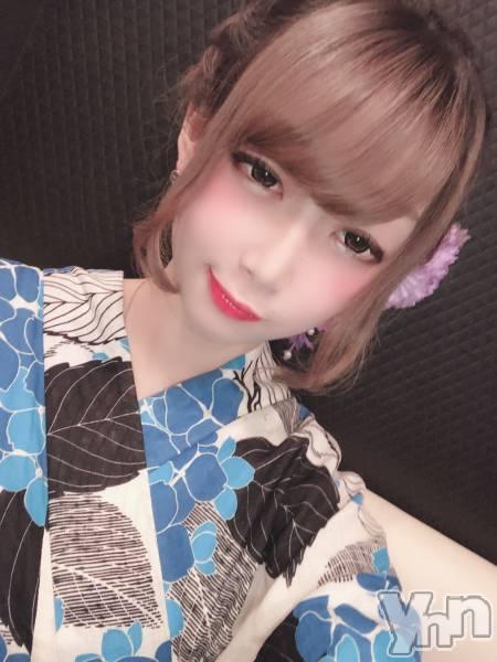 甲府キャバクラclub Nao(クラブナオ) るなの7月19日写メブログ「まだ浴衣〜♡」