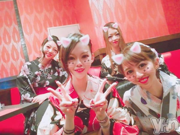 甲府キャバクラCLUB Rosso(クラブロッソ) 真樹の8月3日写メブログ「今月の浴衣イベント(˶˙ᵕ˙˶)」