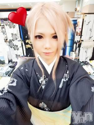 富士吉田キャバクラLounge Cinderella(ラウンジ シンデレラ) 七色光の9月30日写メブログ「着物の撮影♥」