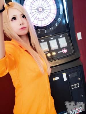 富士吉田キャバクラLounge Cinderella(ラウンジ シンデレラ) 七色光の10月26日写メブログ「1回目は囚人♥」