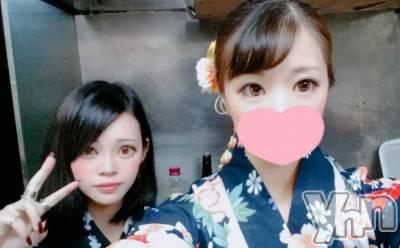 甲府キャバクラCLUB Rosso(クラブロッソ) ひびき(22)の7月7日写メブログ「浴衣」